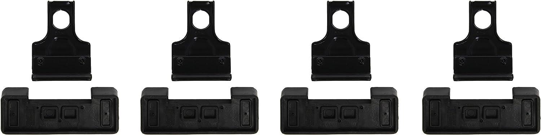 Thule 1366 Montage Kit Für Rapd System Fußsatz 750 Auto