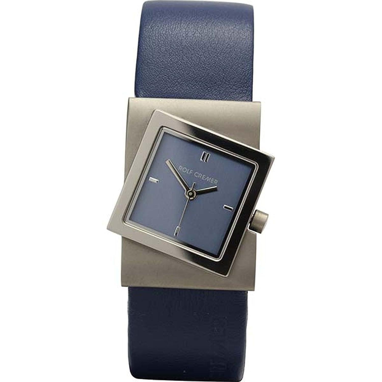 Rolf Cremer Turn 492309 Unisex Armbanduhr Blau