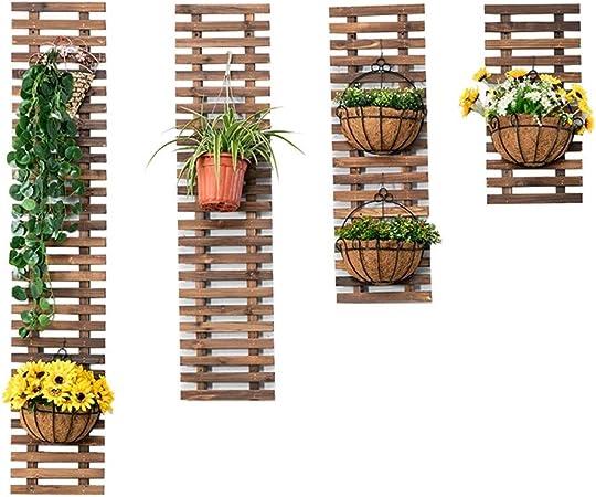 Porte-fleurs Jardinière Balcon mural mur cep cadre extérieur ...