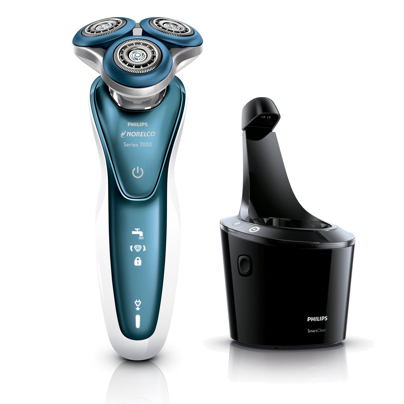 Philips Norelco Shaver 7300 for Sensitive Skin, S7370/84, Standard Packaging