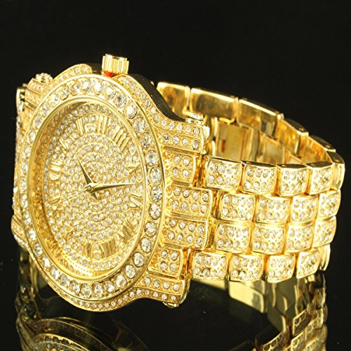 Ice Time Diamond Watches