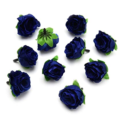 Amazon Fake Flower Heads In Bulk Wholesale For Crafts