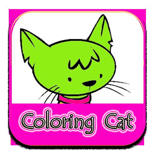 Coloring Cute Cats