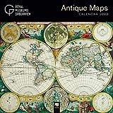 Books : Royal Museums Greenwich - Antique Maps Wall Calendar 2020 (Art Calendar)