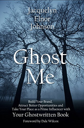 Ghost Me by Jacquelyn Elnor Johnson ebook deal