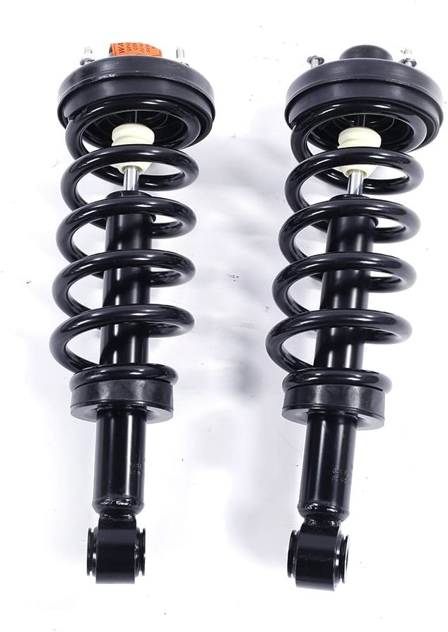 Both 2 New Rear Driver and Passenger Side Complete Strut /& Spring Assembly fit for 2007 2008 2009 2010 2011 2012 Ford Expedition /& 2007-2013 Lincoln Navigator 5.4L V8-171139