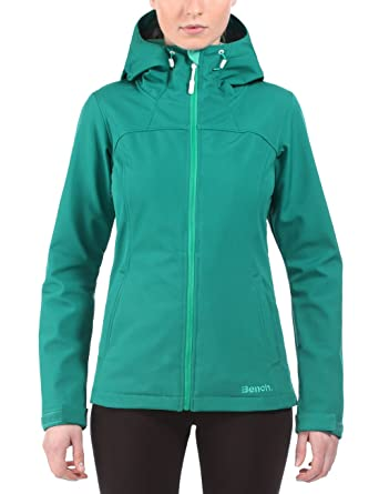 Jacke cadmium Softshelljacke Bench Found Green Damen Grün Medium C5TwwXpq