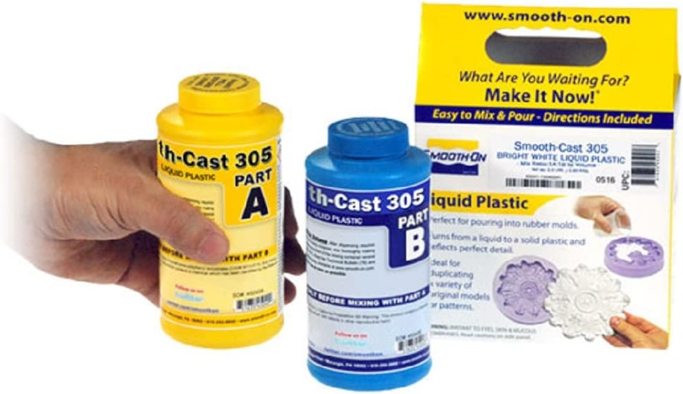 Smooth-Cast 305 Urethane Resin - Trial Unit