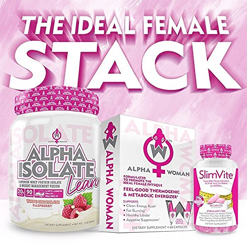 ALPHA-WOMAN-Fat-Burner-Weight-Loss-Supplement-For-Women-4-In-1-Feel-Good-Thermogenic-Energizer-Libido-Booster-Appetite-Suppressant-Mood-Enhancer-60-Capsules