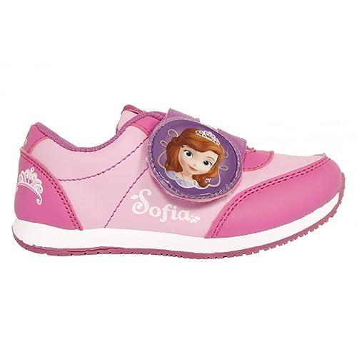 DISNEY Zapatillas deporte de Niña 2303-951 ROSA Talla 30: Amazon.es: Zapatos y complementos