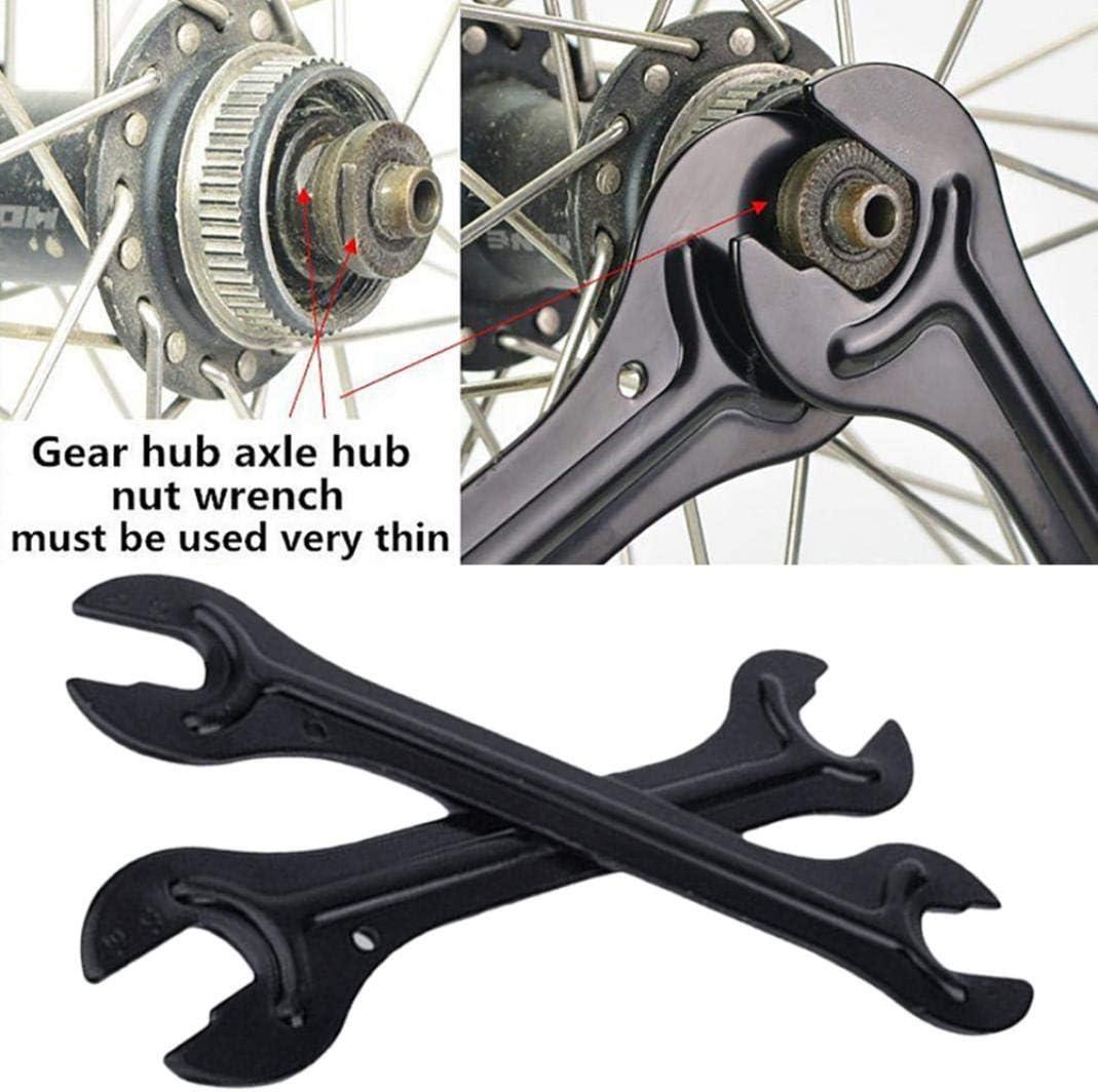 alsu3luy02Ld - Juego de 2 Piezas de Llaves para Bicicleta MTB ...