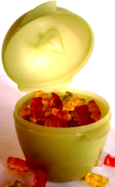Tupperware Caja Frutas Manzana salm/ón 34466