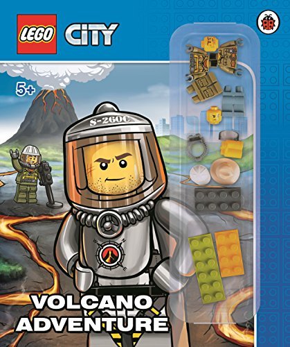 LEGO City Volcano Adventure