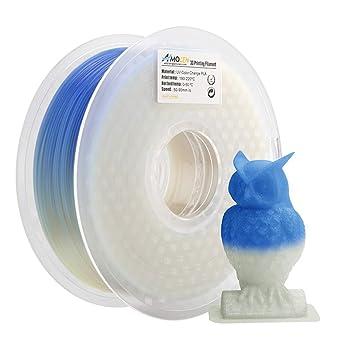Amazon.com: AMOLEN filamento para impresora 3D, cambio de ...