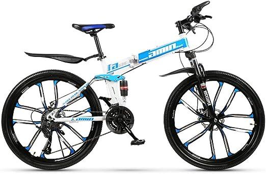 LISI Bicicleta de montaña 26 Pulgadas Todoterreno ATV Velocidad de ...