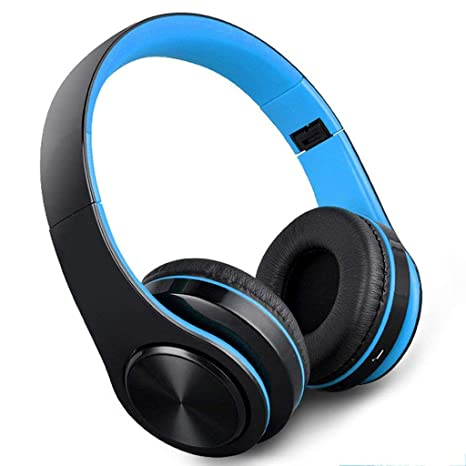 Zmsdt Auriculares Bluetooth Juegos Inalámbricos Auriculares para Teléfonos Móviles Subwoofer 22h Ordenador Auriculares para Teléfonos Móviles