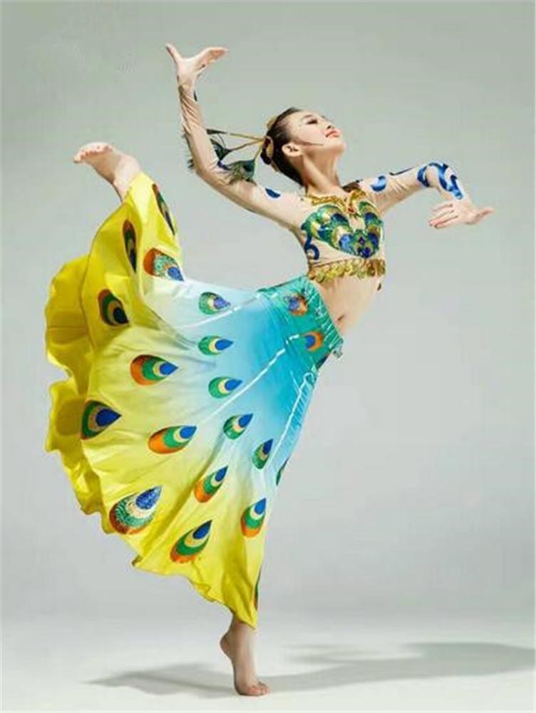 peiwen Les Enfants et Les Adultes/Le Ballet Font des Costumes/Costume National de Jupe de Danse/Spectacle de Danse en scène