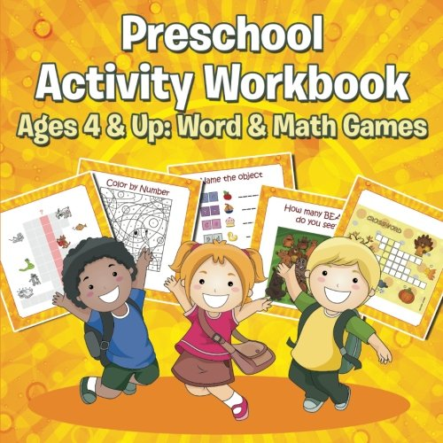 Download Preschool Activity Workbook Ages 4 & Up: Word & Math Games ebook