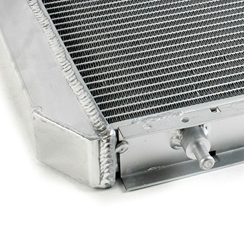 Amazon.com: For 1985-1991 1984 RENAULT 5 SUPER 5/R5 9/11 GT TURBO AT 42MM Aluminum Radiator: Automotive