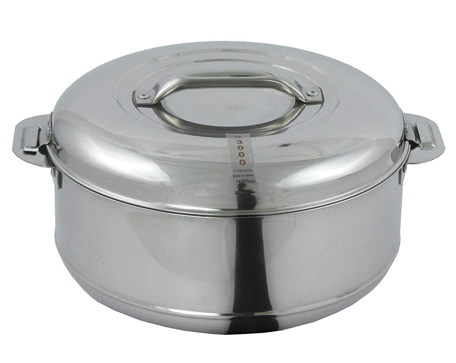 DHARA ULTRA INSULATED STAINLESS STEEL HOTPOT (SERVING POT) 2500ML