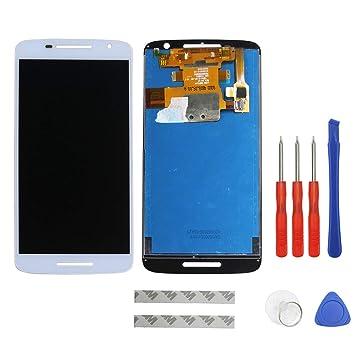 swark Pantalla LCD para Motorola Moto G4 xt1622 xt1625 sin ...