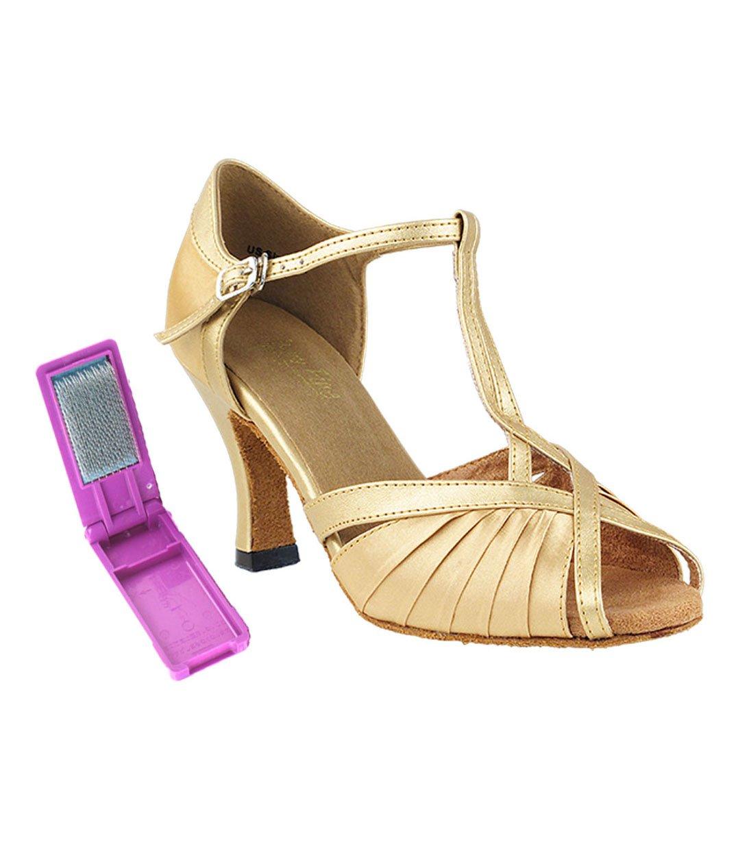 Very Fine Women's Ballroom Latin Tango Salsa Dance Shoes 2707 Shoe 2.5