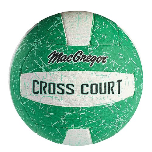 (Voit Macgregor Outdoor Volley, Green)