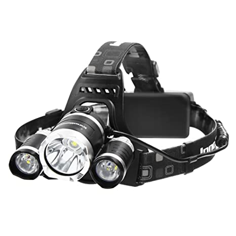 Review InnoGear 5000 Lumens Headlamp