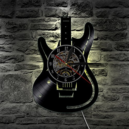LED Wall Lights, Night Light, Wall Lamp, Musical Guitar Led