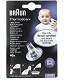 Braun Thermoscan Embouts jetables  - 40 embouts