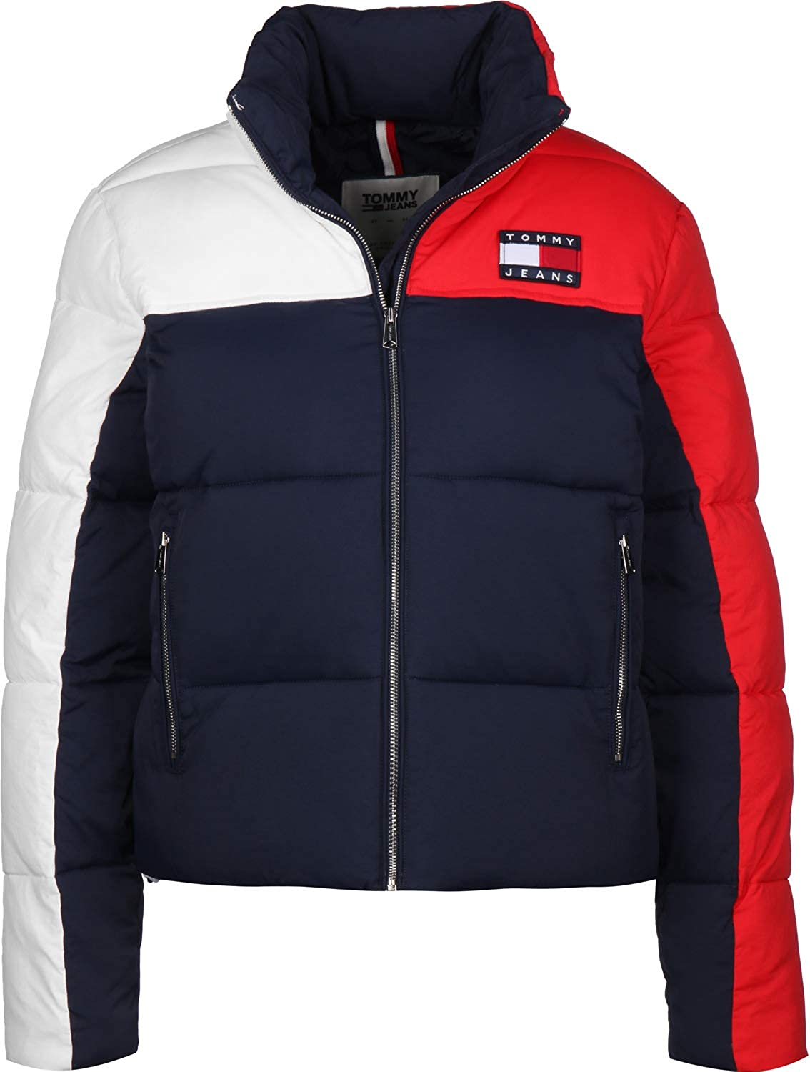 Tommy Hilfiger Naomi Recycled Down Jkt Giacca Donna: Amazon