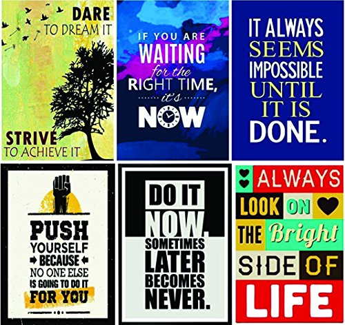 Best Motivational Wall Posters