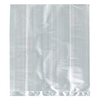 "Amscan Cello Party Bag, Large | Clear | Party Accessory (Pack of 25), 11 1/2"" H X 5"" W X 3 1/4"" D - 37102.86: Kitchen & Dining"