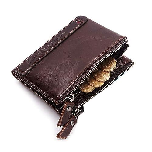LHWY Cartera clip de dinero Billeteras Diseño retro con ...