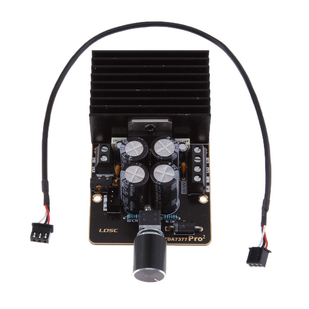 KESOTO TDA7377 2x30W Car Amplifier Board Digital 2Channel Stereo Power 12V Class-AB