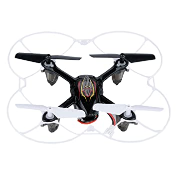 Syma X11C - Mini Drone, Cuadricóptero RC, Air RTF (2.0 Mp Cámara ...
