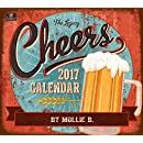 Legacy Publishing Group 2017 Wall Calendar, Cheers