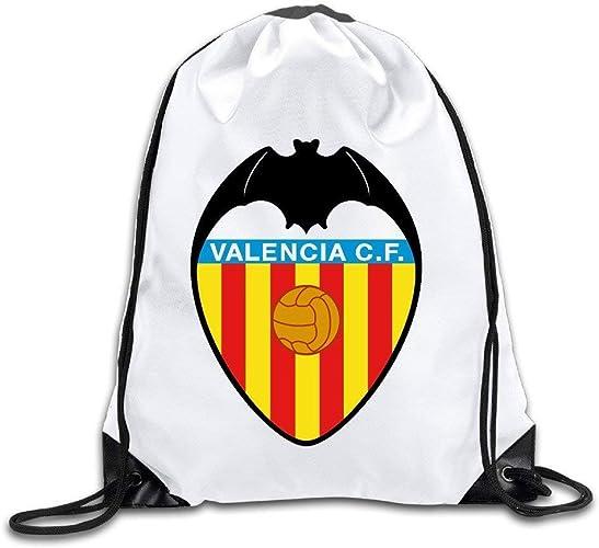 htrewtregregre Valencia CF Drawstring Backpacks Sack Bolso con ...