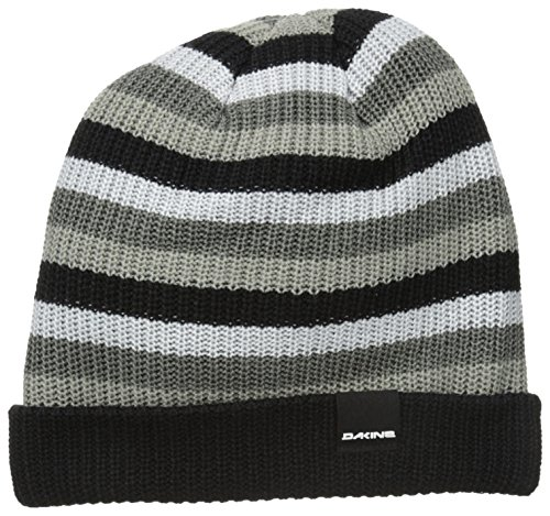- Dakine Chase Beanie, Black/Grey, One Size