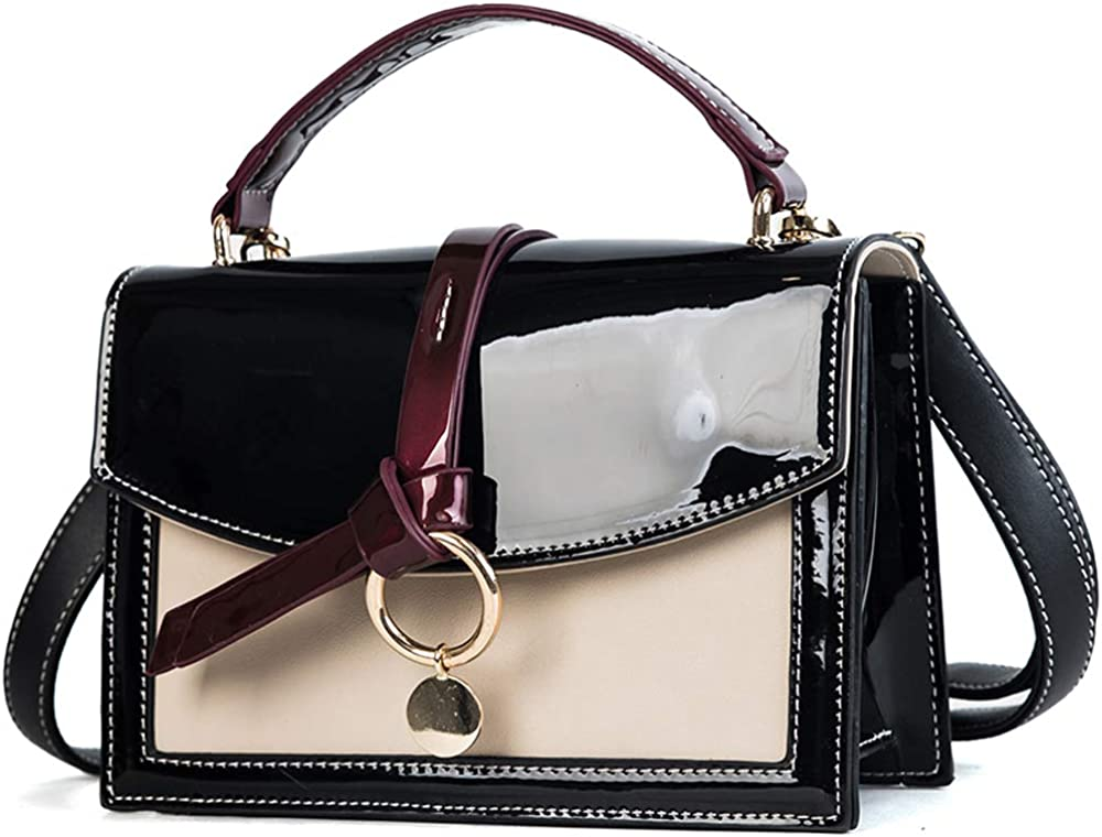 Small Leather Crossbody...