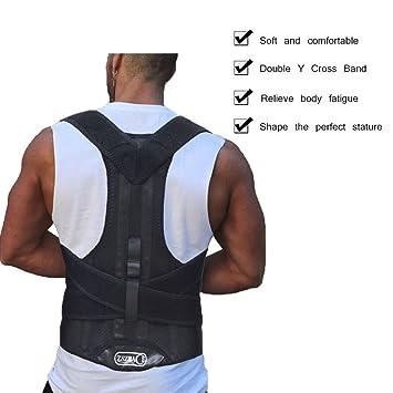 Back Posture Corrector Adjustable Clavicle Brace Comfortable Correct Shoulder Posture Support Strap for Women Men Improve