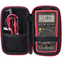 Aenllosi Storage Case Compatible with Amprobe AM-510 TRMS Electrical Contractor Multimeter