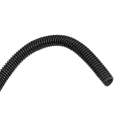 "Spectre Performance 29681 Black 3/8"" x 8' Split Loom: Automotive"