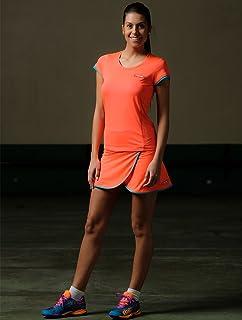 Falda padel Neon Coral (S): Amazon.es: Deportes y aire libre