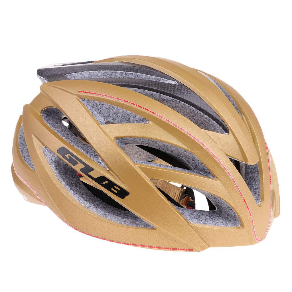 Baoblaze Universal Fahrradhelm Kletterhelm Bergsporthelm MTB Mountain Bike Rad Helm Skaterhelm Radfahren Kopfschutz Schutzhelm