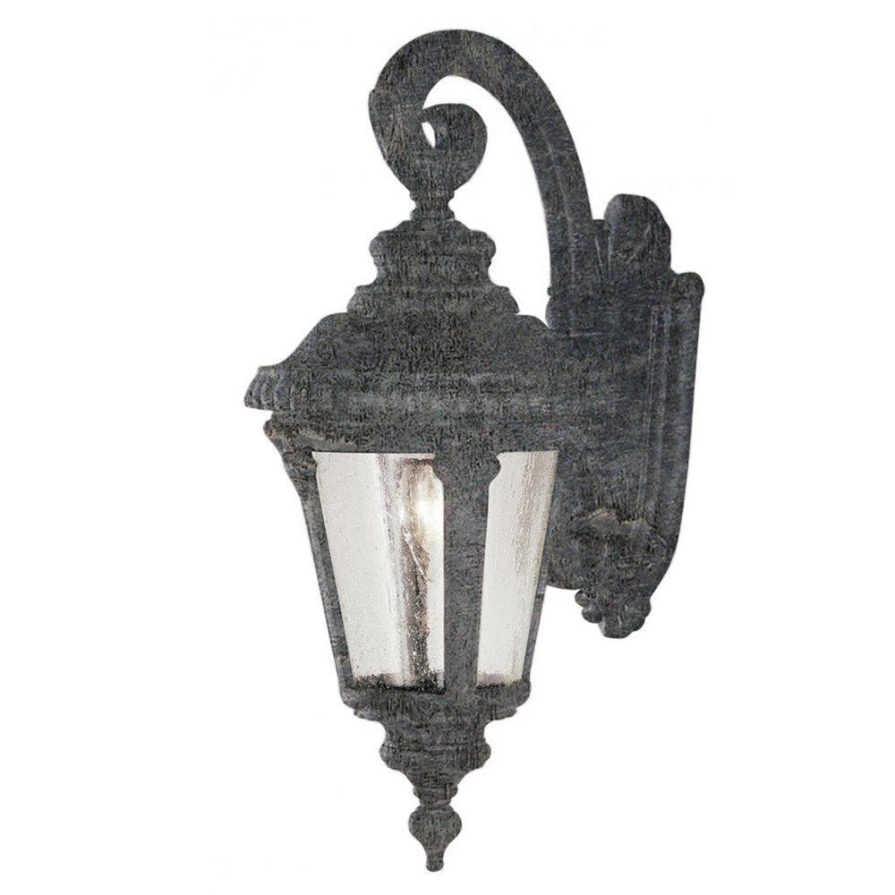 Trans Globe Lighting 5044 Rt Outdoor Commons 25 Wall Lantern Rust Wall Sconces Amazon Com