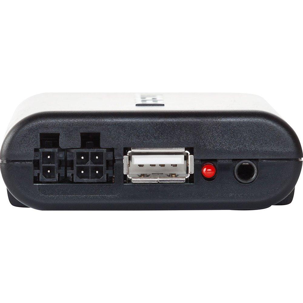 /& Bluetooth Interface via FM//AUX mit Smartphone-Steuerung Universal DAB DBM1GEN DENSION DAB+M