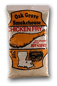 Oak Grove Smokehouse Chicken Fry