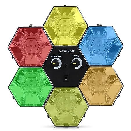 Lichtorgel mit 282 LEDs