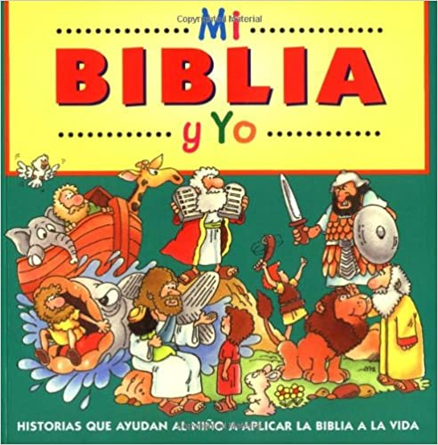 \FULL\ Mi Biblia Y Yo: Bible Stories That Can Be Apply To Our Life. (Spanish Edition). sponsor three YEEZY Radio music Gigabit tiene stops